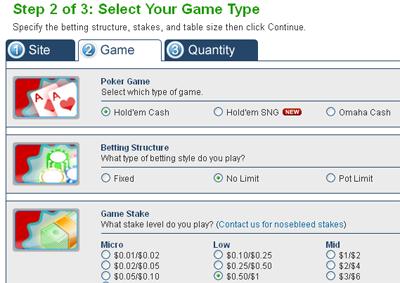 Покупка базы на PokerTableRatings: шаг 5