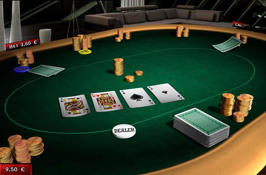Как сыграть в 3D-покер