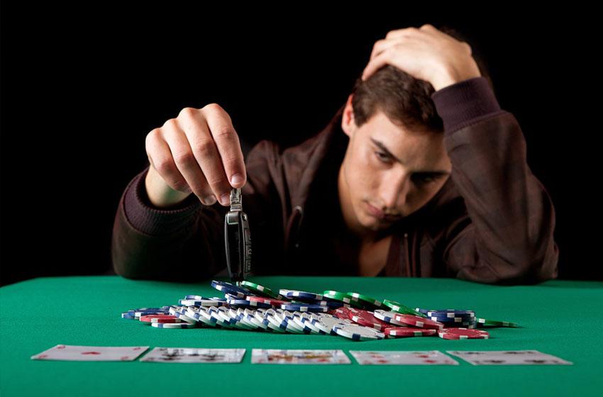 Зависимость от покера