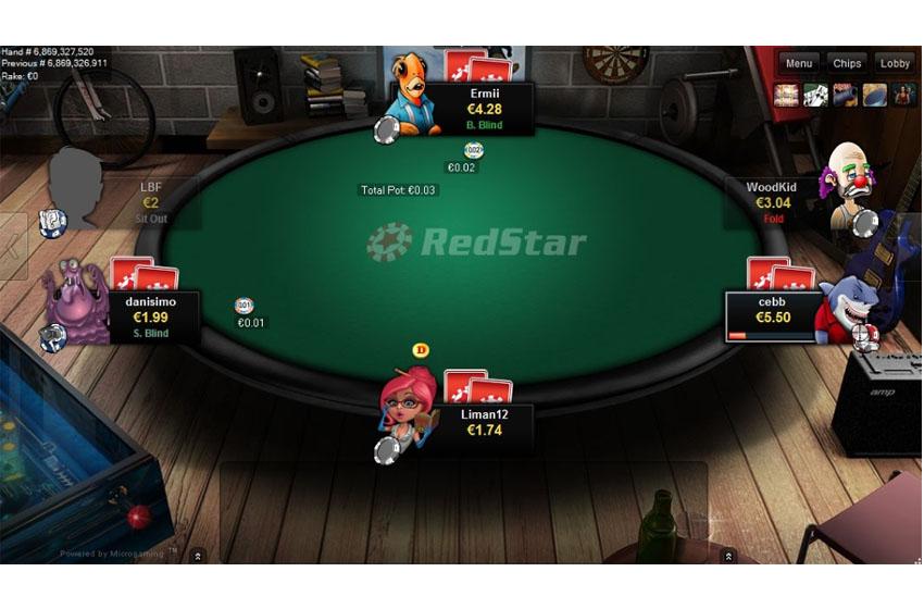 Стол RedStar