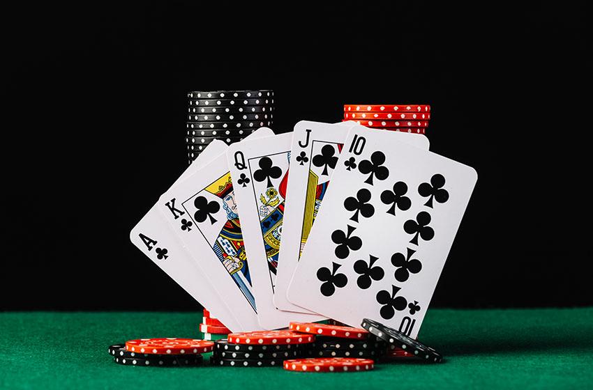 Покерный симулятор