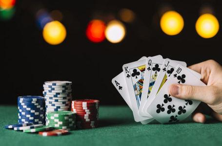 Выбор стола в онлайн покере