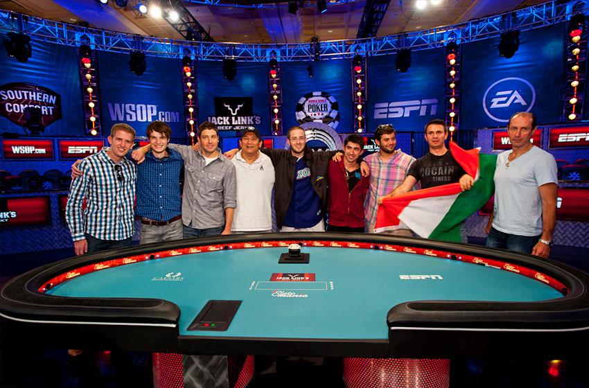 WSOP 2012 (Мировая серия покера 2012)