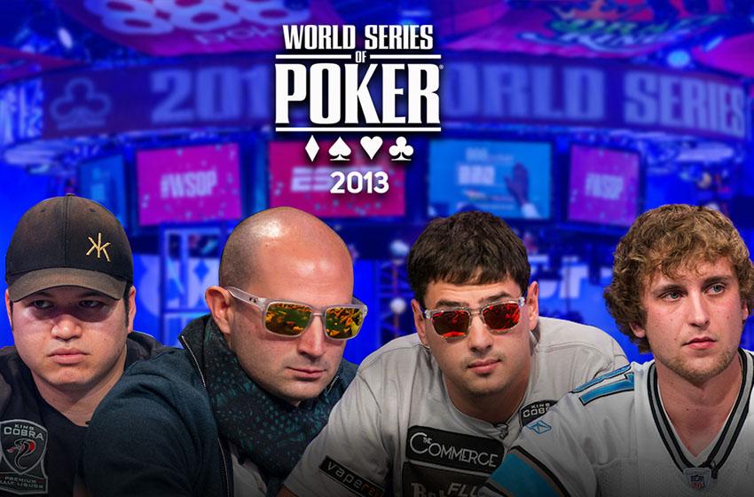 WSOP 2013 (Мировая серия покера 2013)